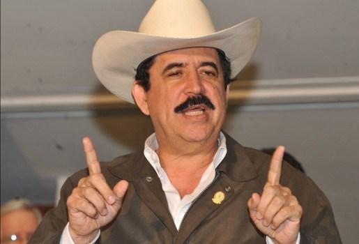 """""""Leger heeft nog te veel macht in Honduras"""""""
