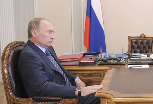 Poetin wil geen USSR maar een Euraziatische Unie