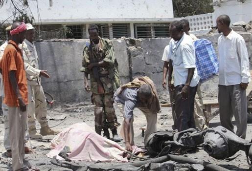 Minstens 70 doden bij zelfmoordaanslag Mogadishu