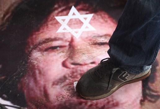 Nieuwe boodschap van Kadhafi: oproep tot verzet