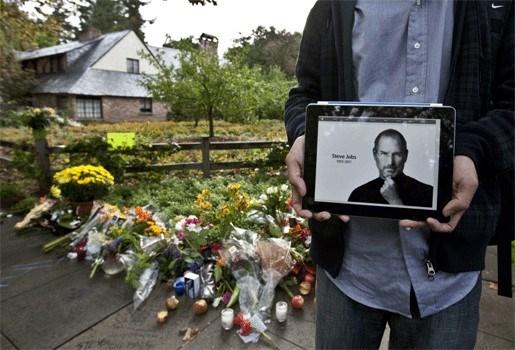 Biografie 'Steve Jobs' verschijnt een maand eerder