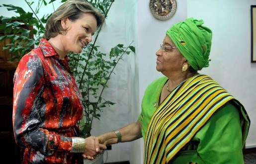 Nobelprijs voor de Vrede voor drie vrouwen