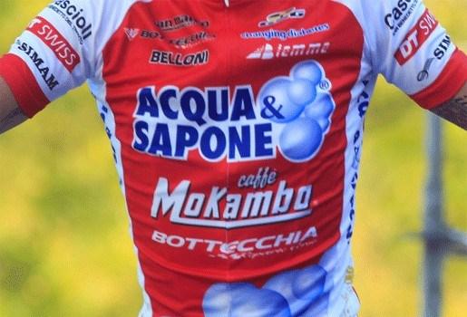 Bauke Mollema juicht tevergeefs in Ronde van Emilia