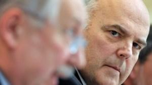 Wie vervangt Danny Pieters als Senaatsvoorzitter?