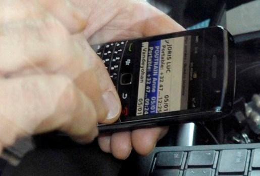 Netwerk BlackBerry weer hersteld