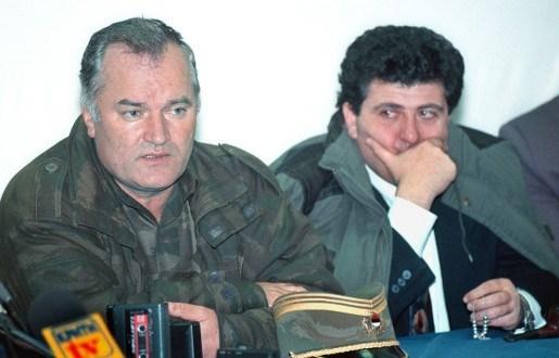 Ratko Mladic naar ziekenhuis met longontsteking