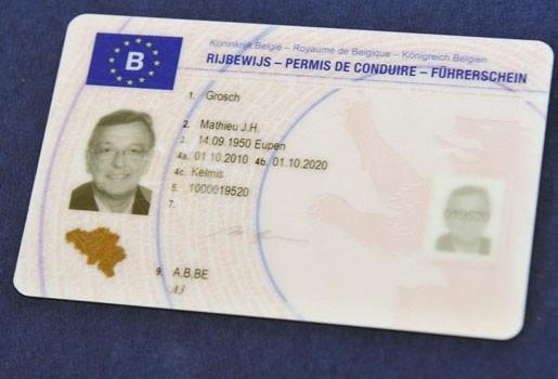 Digitale rijbewijs kost u meer dan 20 euro