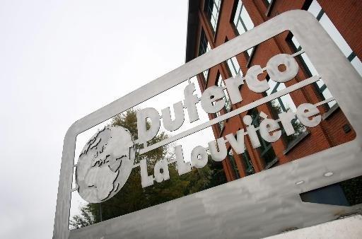 Duferco La Louvière start morgen warme lijn