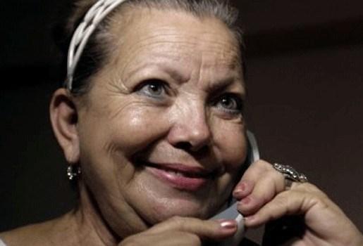 Laura 'de Dame in het Wit' Pollán (63) overleden