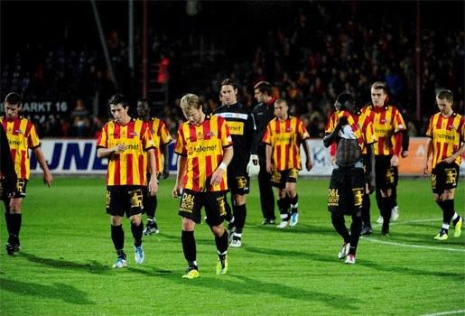 Nul op vijftien voor KV Mechelen
