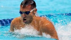 Ian Thorpe zevende in finale 100m wisselslag