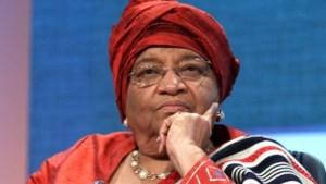 Liberiaanse presidente Sirleaf haalt tweede ambtstermijn binnen