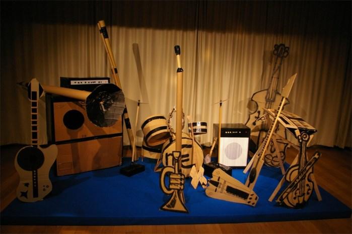 Concert als slotakkoord na twee jaar workshops