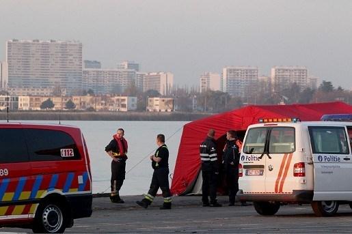 Scheepvaartpolitie vindt levenloze persoon in Schelde