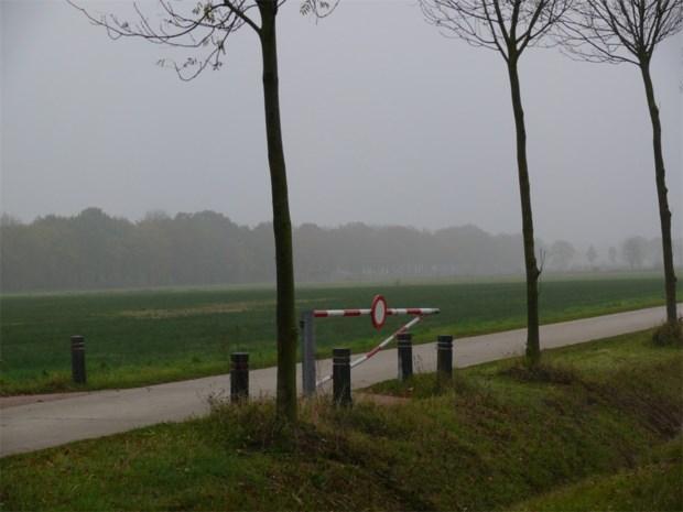 Bareel Danckerseweg staat wagenwijd open
