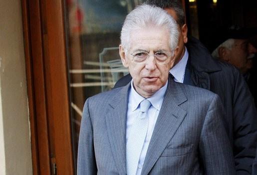 Mario Monti wordt nieuwe Italiaanse premier