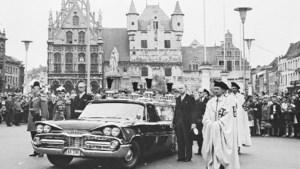 Mechelen anno 1961: Kardinaal Van Roey begraven