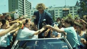 Wereldfeiten: Tienduizenden fans verwelkomen helden (1986)