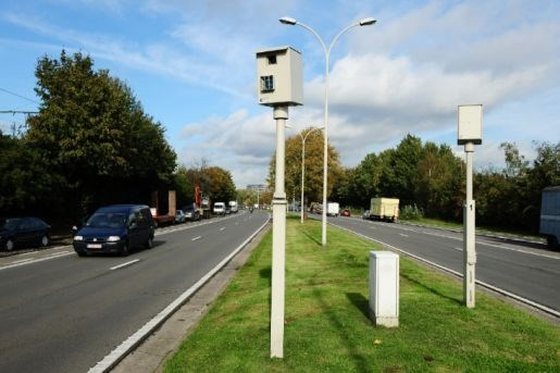 Politierapport: Flitscamera's 's nachts niet efficiënt