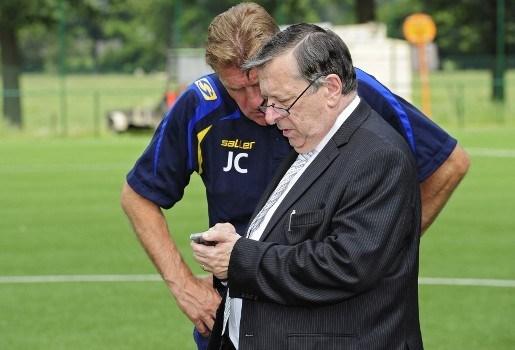 """Wijnants: """"100% zeker dat Ceulemans seizoen uitdoet"""""""