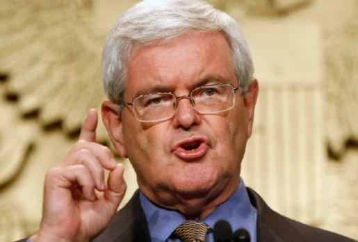 Peilingen: Gingrich wipt over Romney