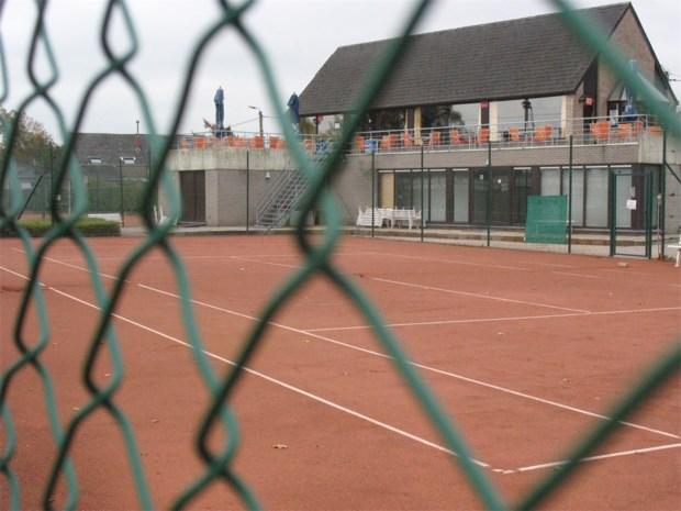 Dieven bij tennisclub De Wehzel