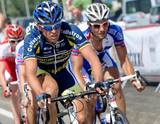 Devolder werkt met coach Van den Broeck