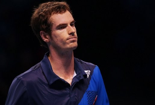 Andy Murray geeft forfait in ATP World Tour Finals