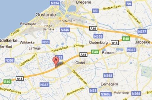 Vrouw van 65 scheurt aan 204 km/u door Gistel