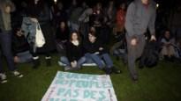 Indignados richten voor tienduizenden euro's schade aan