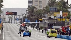 Bilzens koppel  overleeft  explosie op  Gran Canaria