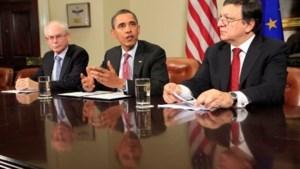 Obama wil Europese Unie helpen