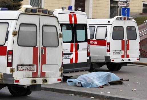 Doodstraf voor daders dodelijke aanslag metro Minsk