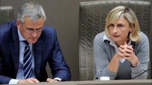 Crevits ontkent 'boycot' nieuw verkeersbord