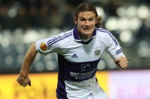 Anderlecht wil Gillet verbeterd contract geven