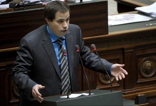 """Kamerlid Louis: """"Sekswerkers moeten statuut en pensioen krijgen"""""""