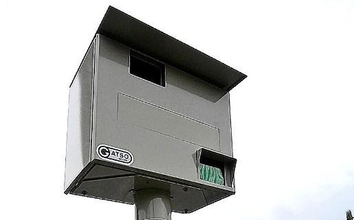 Flitscamera niet in orde - Snelheidsduivel vrijuit