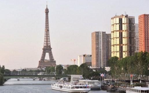 Eiffeltoren wordt groene long