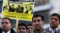 Duizendtal betogers tegen extreemrechts in Griekse regering