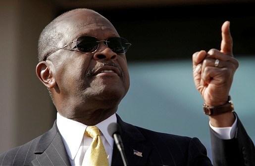 Herman Cain niet langer presidentskandidaat