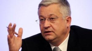 Vanhengel keert terug naar Brusselse regering