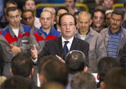 Frans presidentskandidaat Hollande wil EU-akkoord herbekijken