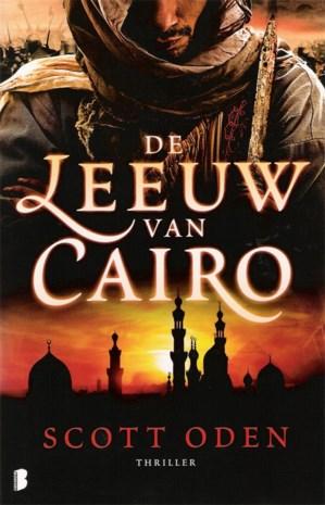 Scott Oden, De leeuw van Caïro