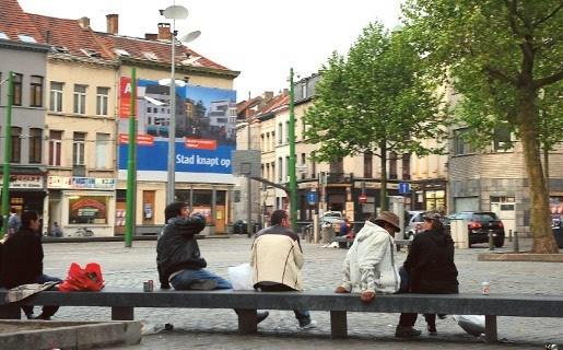 Antwerpen verlengt overlastmaatregelen rond De Coninckplein