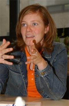 Tinne Rombouts trekt CD&V-lijst in Hoogstraten