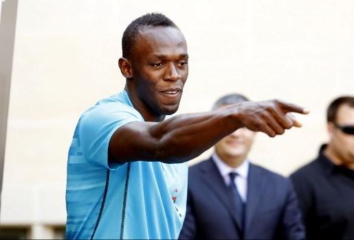 Usain Bolt wil legende worden