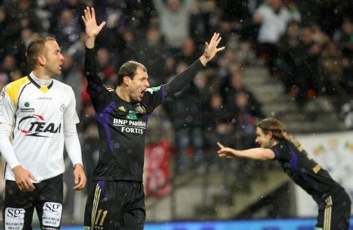 Anderlecht klopt Lokeren met 3-2