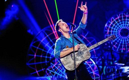 Coldplay brengt laaiend enthousiast Sportpaleis op kookpunt