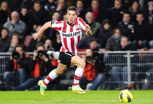 Dries Mertens halverwege het seizoen meest waardevolle speler in Eredivisie
