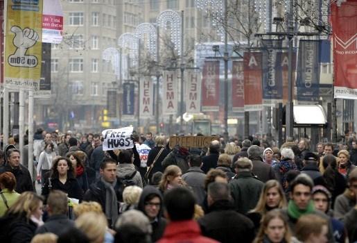 13,5 miljoen Belgen in 2060